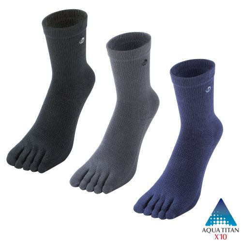 PHITEN BUSINESS SOCKS (SOCKING) 5 TOES