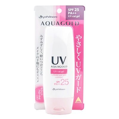 PHITEN Aqua Gold UV CUT GEL