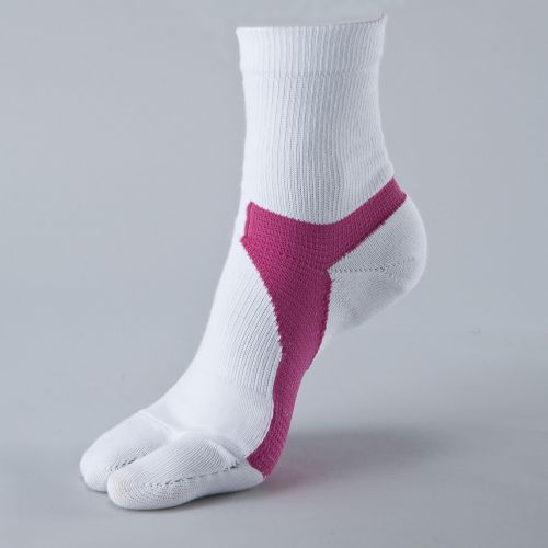 PHITEN GOLF SOCKS (SOCKING) SEMI-LONG