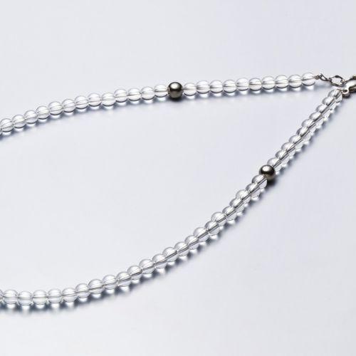 PHITEN CRYSTAL NECKLACE (5mm)