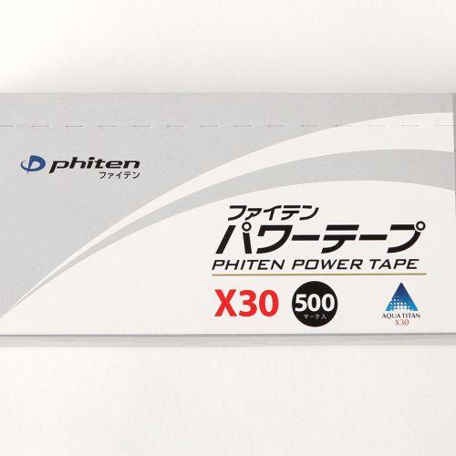 PHITEN POWER TAPE_DISC X30