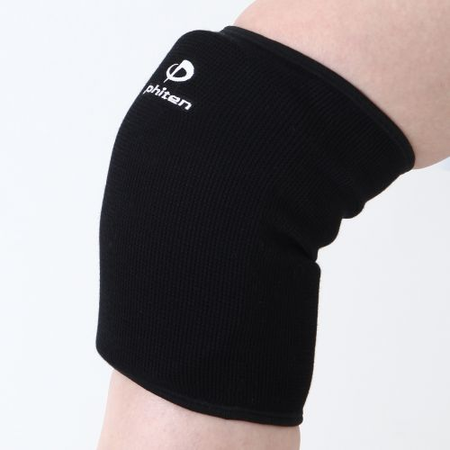 PHITEN VOLLEYBALL SUPPORTER KNEE, w PAD