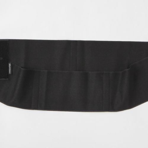 PHITEN DOUBLE WAIST BELT SUPPORTER _SOFT TYPE