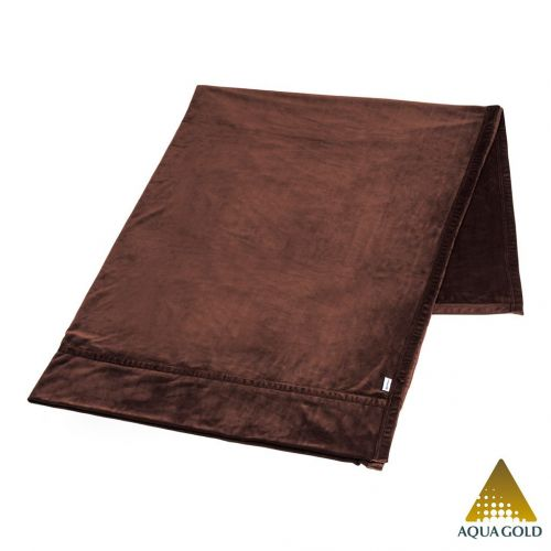 PHITEN STAR SERIES STRETCH BLANKET WINE BROWN